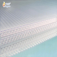hollow plastic sun roof plastic sunroom polycarbonate sheet