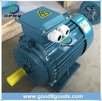 Y2-80m2-4 1HP 0.75kwcast Iron 1000rpm Squirrel Cage Motor AC