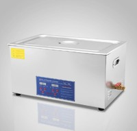 Professional Stainless Steel 22 L Liters 1080W Digital Ultrasonic Cleaner Heater Timer