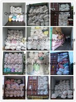 cheap B grade baby diapers, second grade sanitary napkins, B grade adult diapers, inferior medical sheet