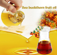 Natural Seabuckthorn Fruit Oil CPHI China 2015