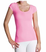 Women's Seamless Tee Shirt Tops and Hand Laundry Soap Bundle of 3 items