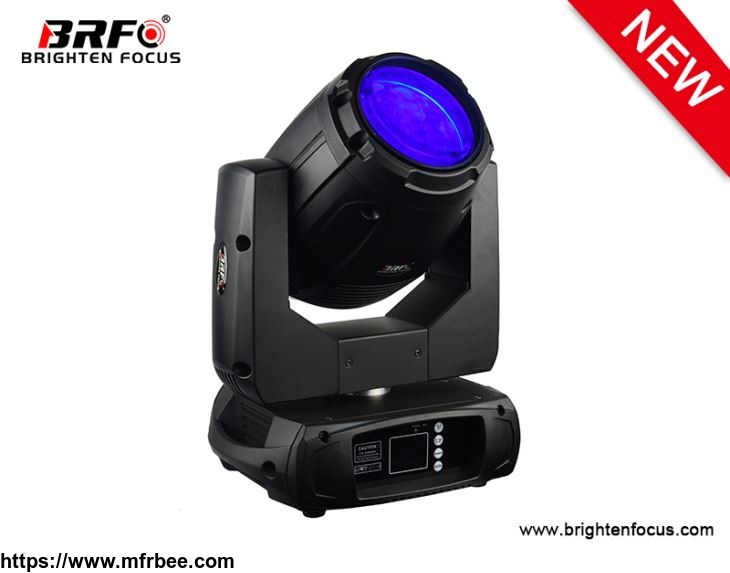 Brightenfocus Moving Head Beam Wash LED Stage Lightings 100W
