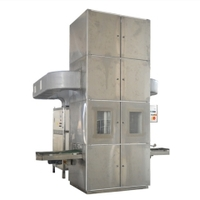 Wafer production line-wafer cooling tower