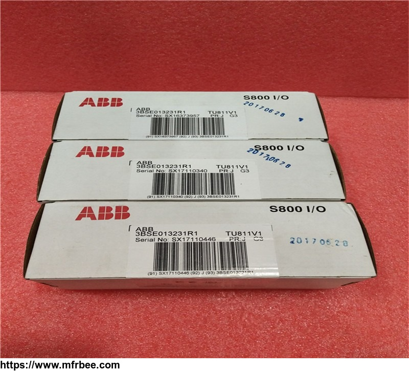 ABB TK809F Supply Cable