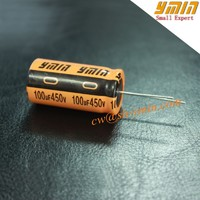 General Purpose Capacitor Radial Electrolytic Capacitor for LED Lighting Smart Power Meter Ballast RoHS