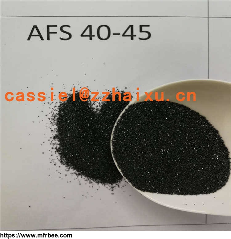 chromite sand for refractory moulding sand