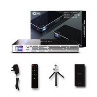 TOUMEI C800S MINI PORTABLE SMART ANDROID PROJECTOR HOME PROJECTOR VIDEO PROJECTOR