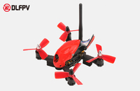150MM FPV Racing Drone HD Camera 5.8GHz 40CH 4-Axis All-in-one Flight Control System RTF Quadcopter