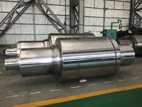 back up roll for hot and cold rolling mill