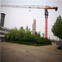 Flat-top Tower Crane with Reasonable Price for Sale