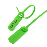 High Tensile Strength Security Plastic Seals Disposable Locking Ties (SL-41F)