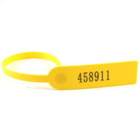 SL-31F customized high quality adjustable barcode tamper proof security seal