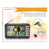 4.3 inch mobile portable tv ISDB