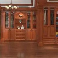 Custom wooden wardrobe for Living Room Cabinets & kitchen
