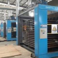 Fully automated in and out of board/embryonic boardhot press machine & wood-working machine