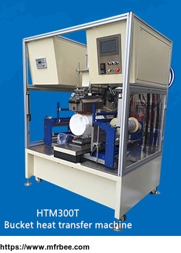Bucket heat transfer machine