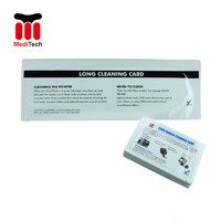 Best Quality CR80 Cleaning Flat Card for bitcoin ATM machine