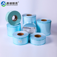 Medical Disposable sterilization indicator rolls tubing for dental use
