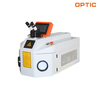 Jewelry Laser Welding Machine - Desktop Jewelry Laser Welding Machine Sales - OPTIC Technology (Shenzhen) CO..LTD