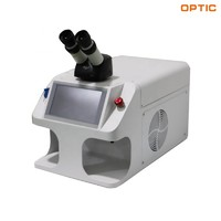 Jewelry Welding Machine Supplier - Mini Jewelry Welder Machine - OPTIC LASER