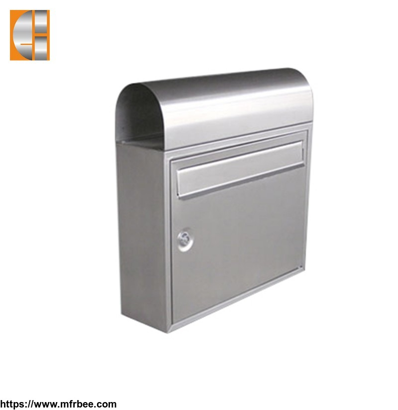 Hot sale wall mounted  fence mailbox