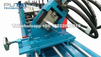 Ceiling t grid roll forming machine cold roll former