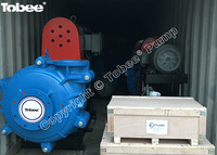China Tobee® manufacture Centrifugal Slurry pumps and wetted parts