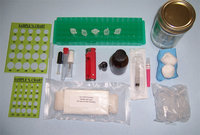 CTK Test Kit # 3 (80-100 test) * SPECIAL-VARIABLE PIPETTE