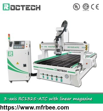 ATC CNC MACHINE RC1325-ATC