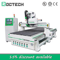 CNC Woodworking Lathe/Wood CNC Router RC1325S-ATC