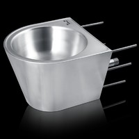more images of Stainless Steel Vandal-proof Prison Wash Basin