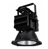 Tubular led light projection 100 meters 1000W lighting