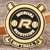 MR Baseball Trading Pins