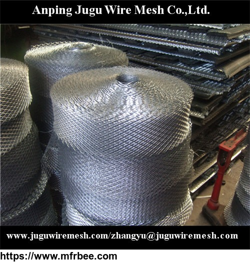 Galvanized expanded brick coil metal mesh mfrbee