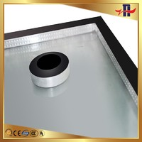 point supporting insulated low-e glass wall panel
