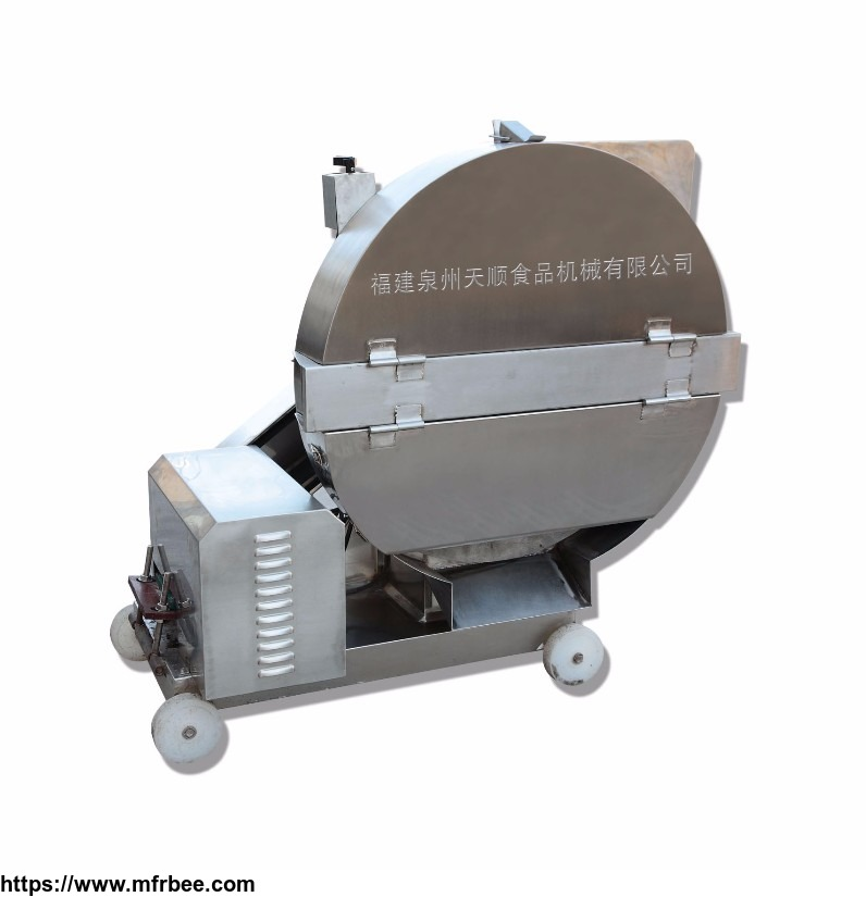 Hot selling cheap price industry use frozen meat slicer/cutter