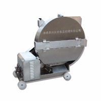 more images of Hot selling cheap price industry use frozen meat slicer/cutter