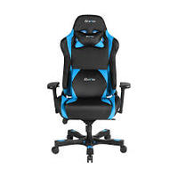 "Crank Series ""Onylight Edition"" Blue office and gaming Chair"