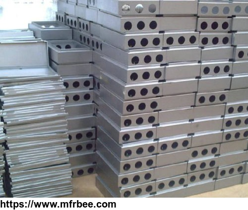 China machining factory-Machined parts