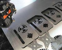 Laser cutting and sheet metal China OEM