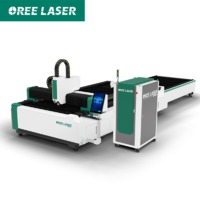 Custom-made nitrogen generator laser cutting machine for metal sheet