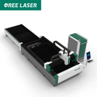 Easy operation flatbed laser cutting machine with factory price