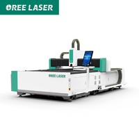 CNC machine fiber laser cutting machine for metal