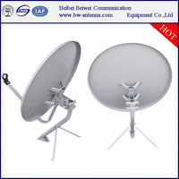 ku band offset satellite antenna