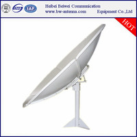 c band prime focus 150cm satellite dish antenna