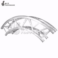 High quality outdoor aluminum ninja course truss for sale