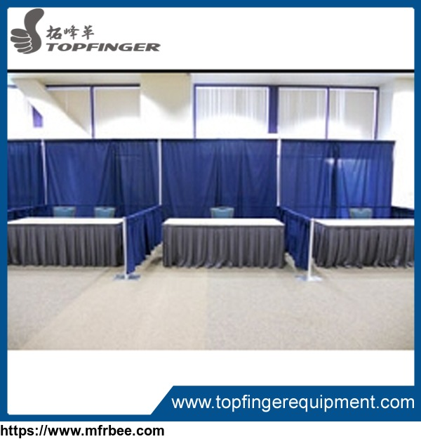 Cheap Adjustable 2.0 backdrop used pipe and drape for sale