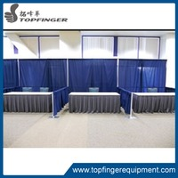 more images of Cheap Adjustable 2.0 backdrop used pipe and drape for sale