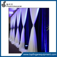 more images of Mandap Wedding Backdrop Pipe Drape Design For Sale